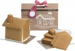 Gingerbread Folk Gingerbread House Kit 600g