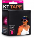KT Tape Cotton 16 ft Uncut Pink