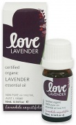 Love Organic Lavender Essential Oil 10ml