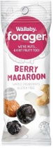 Wallaby Forager Berry Macaroon Snacks 8x35g