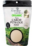 The Australian Carob Organic Carob Powder Raw 200g
