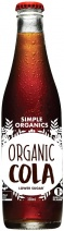 Simple Organic Sodas Cola 12x330ml