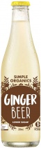 Simple Organic Sodas Ginger Beer 12x330ml