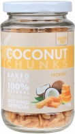 Pure Young Coconut Chunks Honey 150g