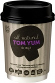 Hart & Soul All Natural Tom Yum Soup in a Cup 85g