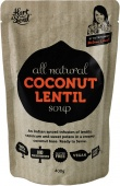 Hart & Soul All Natural Coconut & Lentil Soup in Pouch 400g