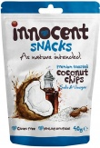 Innocent Coconut Chips Salt & Vinegar 12x40g
