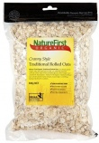 Natures First Organic Traditional Rolled Oats 500g