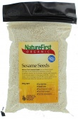 Natures First Organic Sesame Seeds 250g