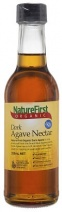 Natures First Organic Agave Dark 250ml