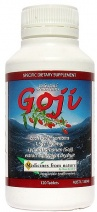 Medicines From Nature Goji Tablets 1500mg 120Tab