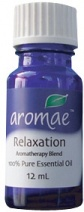 Aromae Relaxation Essential Blend 12mL