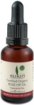 Sukin Certified Organic Rose Hip Oil 25ml
