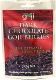 Naturally Goji Dark Chocolate Goji Berries 125gm