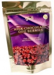 Naturally Goji Milk Chocolate Goji Berries 300gm