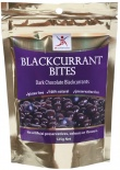 Dr Superfoods Blackcurrant Bites Dark Chocolate 125g