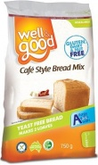 Well And Good Cafe Style Bread Mix  750g