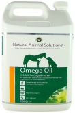 Natural Animal Solutions Omega Oil Dogs/Horse 5L