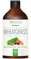 Rochway Organic Wheatgrass, Beetroot & Carrot Probiotic 750ml