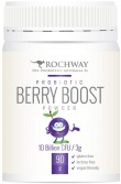 Rochway Organic Probiotic Berry Boost Powder  90g