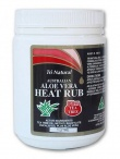 Tri-Natural Australian Aloe Vera Heat Rub with Tea Tree Oil 1L