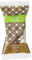 Springhill Farm Chocolate & Oat Wrapped Bites 27x28g