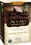 Numi Organic Tea Chocolate Pu-erh 16 Teabags