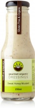 Gourmet Organic Sweet Honey Mustard Dressing 250ml