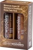 Seven Wonders Moroccan Argan Oil Shampoo & Conditioner Twin Pack
