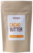Orgamix Organic Cacao Butter  200g
