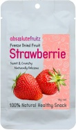 Absolute Fruitz Freeze Dried Strawberry 20g