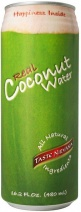 Taste Nirvana Real Coconut Water  12x480ml cans