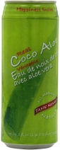 Real Coconut Water Taste Nirvana Aloe Cans 12x480ml