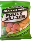 Irresistible Lollies Fruit Jellies 160g