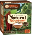 Norbu Sweetener  40 Stick Box 2g