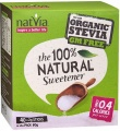NatVia Sweetener 40 Stick Box 2g