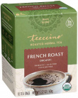 Teeccino French Roast Herbal Coffee 10 Tee-Bags