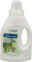 Abode Natural Laundry Liquid Blue Mallee Eucalyptus 1L