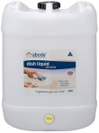 Abode Dish Liquid Sensitive Fragrance Free 20L