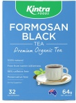 Kintra Foods Organic Formosan Black Tea 32 Teabags
