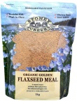 Stoney Creek Organic Golden Flaxseed meal 1Kg