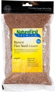 Nature First Brown Linseed (Flaxseed) 500gm