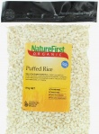 Natures First Organic  Puffed  Rice 175gm