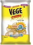 Vege Chips Natural 100gm x 6