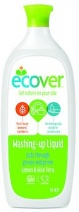 Ecover Dishwashing Liquid Lemon & Aloe 1L (Vegan)
