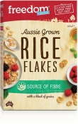 Freedom Foods Aussie Grown Rice Flakes 325gm