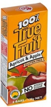 Sun Valley Apricot & Apple Multi-Pack 120 gm