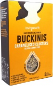 Loving Earth Raw Organic Buckinis - Caramelised Clusters  400g