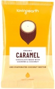 Loving Earth Organic Caramel Chocolate 16x30g