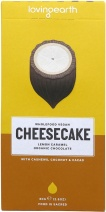 Loving Earth Lemon Caramel Cheesecake Chocolate 80g
